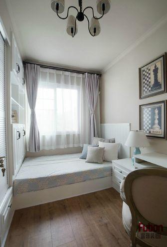 110平米三室两厅英伦风格书房装修效果图