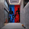20万以上140平米别墅混搭风格健身室图