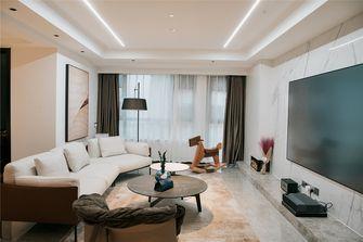 110平米三室一厅其他风格客厅装修效果图