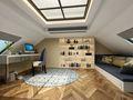 140平米三室三厅欧式风格阁楼设计图