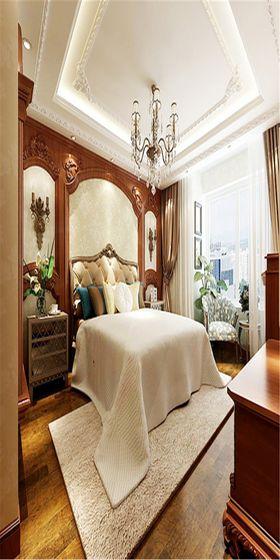140平米四室兩廳歐式風格臥室設計圖