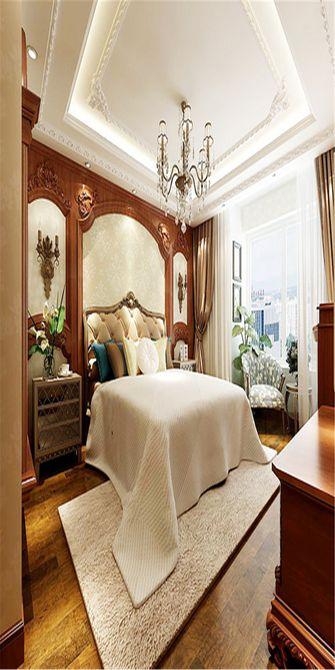 140平米四室两厅欧式风格卧室设计图