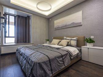 120平米三室三厅现代简约风格卧室图