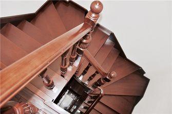 15-20万140平米别墅欧式风格楼梯图