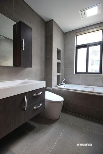 140平米四室两厅中式风格卫生间装修图片大全