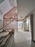 富裕型140平米复式混搭风格楼梯图