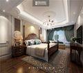 140平米四室三厅法式风格卧室装修效果图