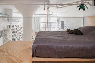70平米复式日式风格卧室图片