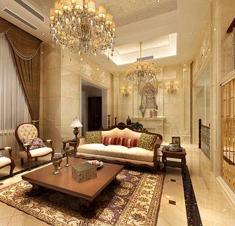 3-5万140平米复式欧式风格客厅装修案例