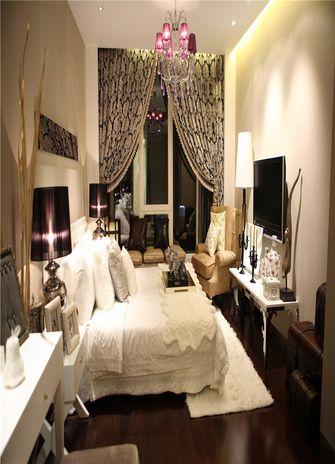 60平米一室一厅东南亚风格卧室装修案例