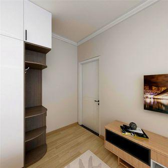 60平米一室两厅日式风格卧室装修图片大全