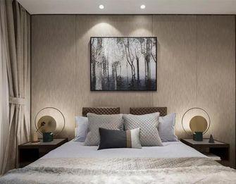 130平米四现代简约风格卧室欣赏图