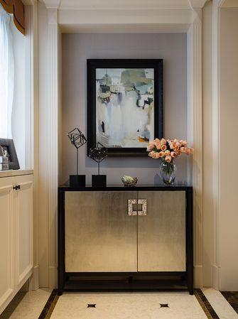 110平米三室两厅欧式风格玄关欣赏图