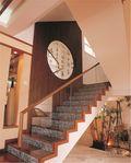 140平米别墅中式风格楼梯效果图