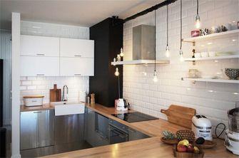 60平米公寓北欧风格厨房家具图片大全