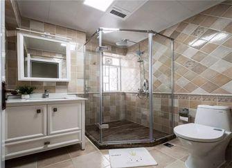 100平米四室两厅美式风格卫生间装修案例