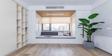 130平米复式现代简约风格书房图片大全