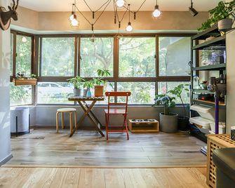 70平米一室一厅中式风格客厅效果图