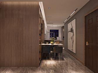 90平米三室两厅宜家风格餐厅图片