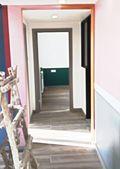 100平米三现代简约风格走廊设计图