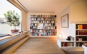 140平米复式日式风格书房图