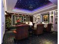 10-15万140平米别墅英伦风格影音室图