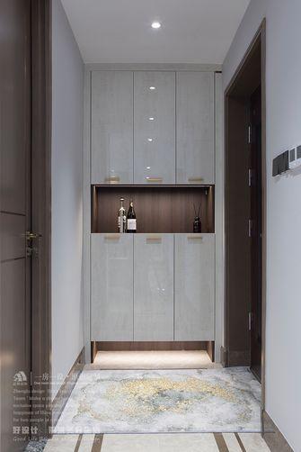 140平米四室四厅现代简约风格走廊装修图片大全