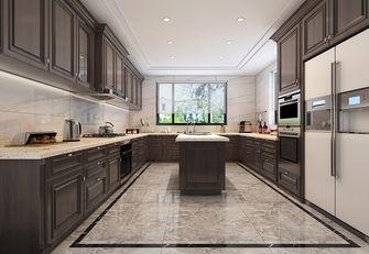 140平米别墅中式风格厨房欣赏图