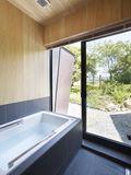 90平米一室一厅日式风格卫生间装修效果图