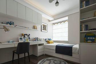 130平米三室一厅中式风格阳光房图片
