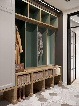 50平米一居室美式风格玄关图片