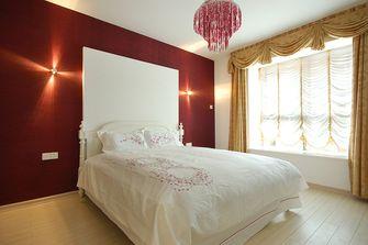 80平米一居室地中海风格卧室设计图
