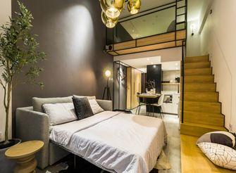 60平米一居室混搭风格卧室装修效果图
