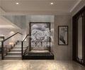 20万以上140平米别墅新古典风格楼梯图片大全