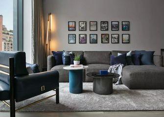 100平米三室一厅田园风格客厅欣赏图