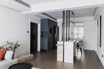 120平米三室一厅现代简约风格玄关装修效果图
