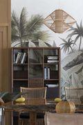 140平米别墅东南亚风格书房装修效果图