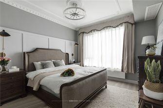 110平米四室两厅美式风格卧室图片