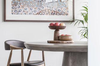 140平米别墅地中海风格餐厅设计图