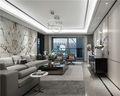 140平米四室两厅英伦风格客厅图片