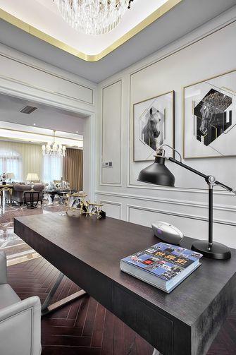 140平米别墅其他风格书房图片