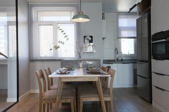 90平米三室一厅宜家风格厨房装修效果图