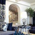经济型140平米复式英伦风格楼梯装修案例