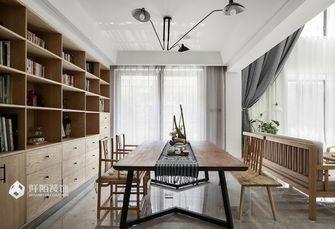 140平米三日式风格书房效果图