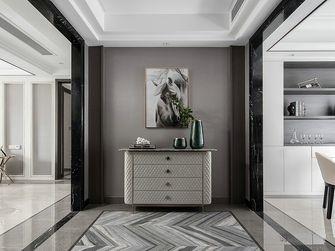 130平米三室一厅现代简约风格玄关图片