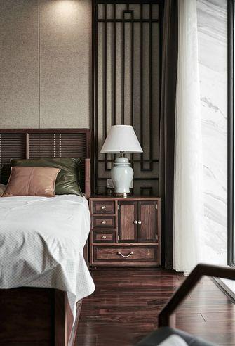 140平米别墅中式风格卧室家具图