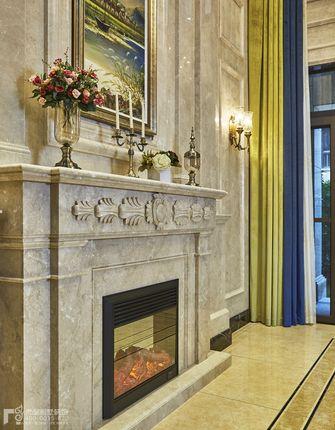 豪华型140平米别墅新古典风格客厅图