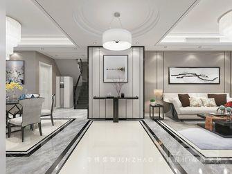 140平米复式新古典风格走廊图片大全