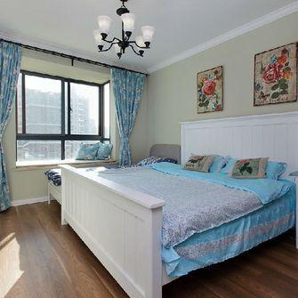 130平米四室一厅地中海风格卧室图