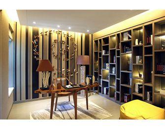 100平米三室两厅宜家风格书房设计图